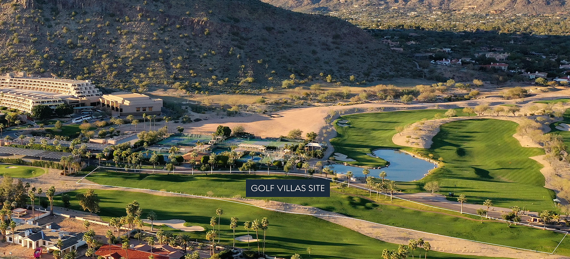 Ascent Golf Villas at the Phoenician